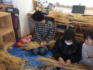 わら納豆講習会